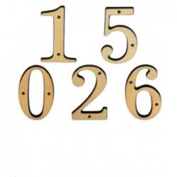 NUMERO LATON DISPLAY N.5