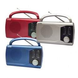 RADIO RED/PILAS PLATA