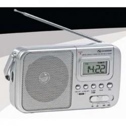 RADIO RED/PILAS LCD DIGITAL