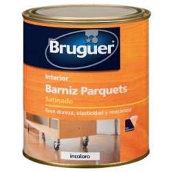 BARNIZ PARQUET SAT ACRIL.INCOL