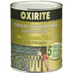 ESMALTE ANTIOX. METAL GRIS PLA