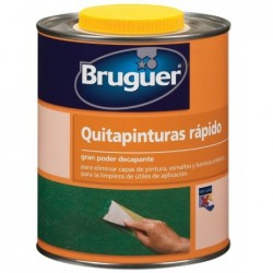 QUITAPINTURAS RAPIDO INCOLORO