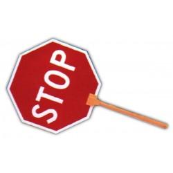 SEÜAL OBRA STOP/PASO M/ALUMIN